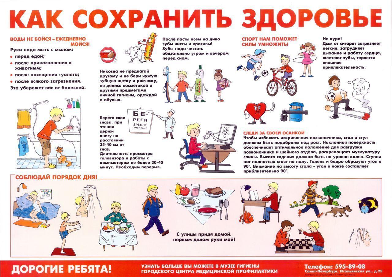 здоровый образ жизни семьи и здоровье ребенка